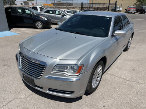2012 Chrysler 300 for sale at Legend Auto Sales in El Paso TX