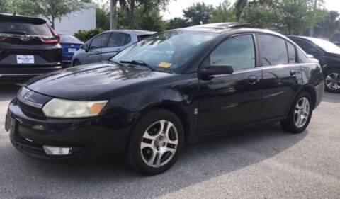 2004 Saturn Ion for sale at Cobalt Cars in Atlanta GA
