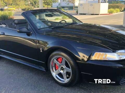 1999 Ford Mustang SVT Cobra