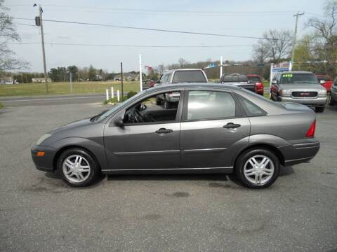 2003 Ford Focus for sale at All Cars and Trucks in Buena NJ