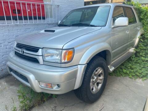 2001 Toyota 4Runner for sale at Nationwide Auto Group in Melrose Park IL