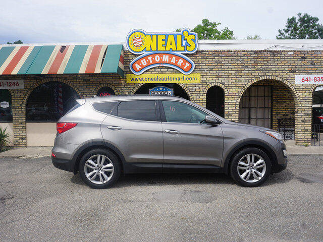 2015 Hyundai Santa Fe Sport for sale at Oneal's Automart LLC in Slidell LA