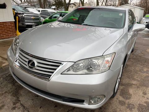 2010 Lexus ES 350 for sale at New Wheels in Glendale Heights IL
