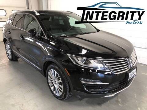 2017 Lincoln MKC for sale at Integrity Motors, Inc. in Fond Du Lac WI