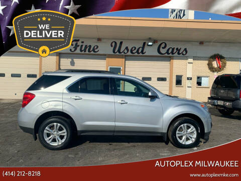 2011 Chevrolet Equinox for sale at Autoplex 3 in Milwaukee WI