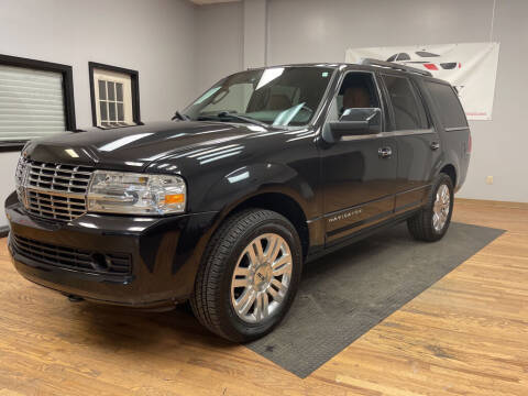 2011 Lincoln Navigator for sale at Quality Autos in Marietta GA