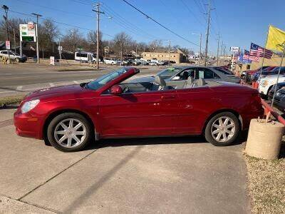 2008 Chrysler Sebring for sale at Used Car City in Tulsa OK