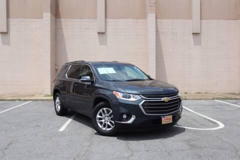 2019 Chevrolet Traverse for sale at El Compadre Trucks in Doraville GA