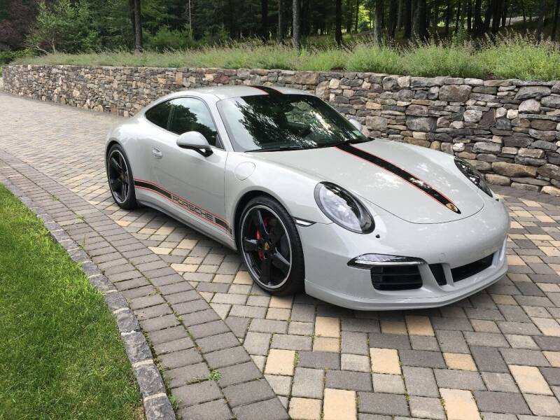 2016 Porsche 911 for sale at ALL Motor Cars LTD in Tillson NY