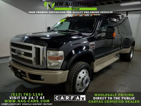 2008 Ford F-450 Super Duty for sale at NW Automotive Group in Cincinnati OH