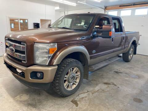 2012 Ford F-250 Super Duty for sale at Canuck Truck in Magrath AB