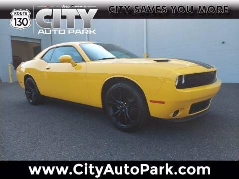 2018 Dodge Challenger for sale at City Auto Park in Burlington NJ