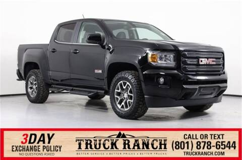 2019 GMC Canyon for sale at Truck Ranch in American Fork UT