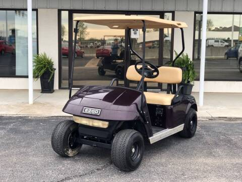 2007 E-Z-GO GOLF CART for sale at Nelson Car Country in Bixby OK