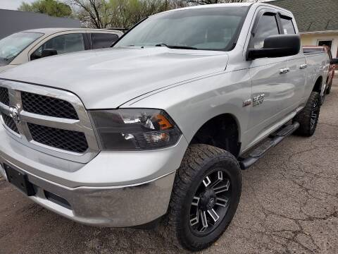 2014 RAM Ram Pickup 1500 for sale at Shelton & Son Auto Sales L.L.C in Dover AR