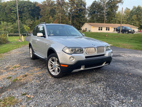 2008 BMW X3 for sale at Deals On Wheels LLC in Saylorsburg PA
