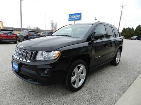 2012 Jeep Compass for sale at Leitheiser Car Company in West Bend WI