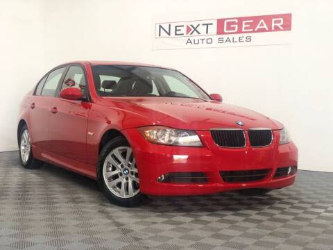 2006 BMW 3 Series for sale at Next Gear Auto Sales in Westfield IN