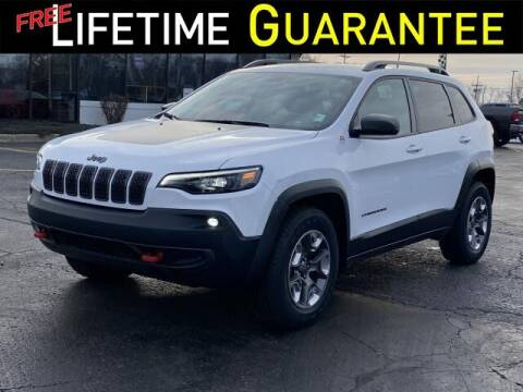 2019 Jeep Cherokee for sale at Vicksburg Chrysler Dodge Jeep Ram in Vicksburg MI