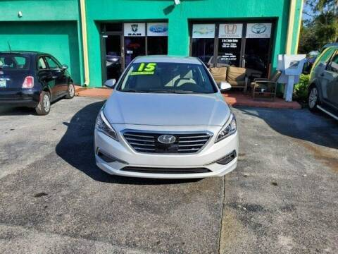 2015 Hyundai Sonata for sale at A To Z Auto Sales in Apopka FL