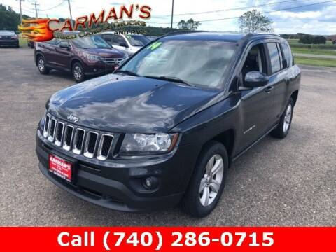 2014 Jeep Compass for sale at Carmans Used Cars & Trucks in Jackson OH