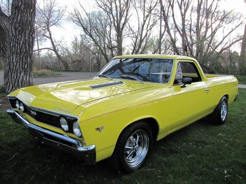 1967 Chevrolet El Camino for sale at Street Dreamz in Denver CO