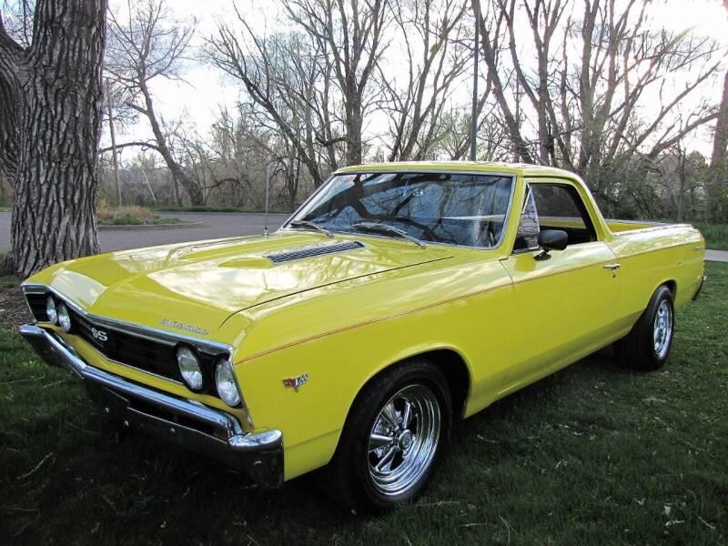 1967 Chevrolet El Camino for sale at Street Dreamz in Denver CO
