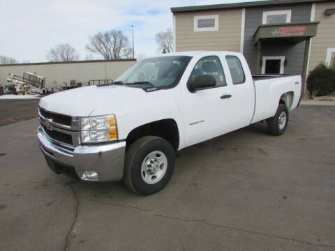 2010 Chevrolet Silverado 2500HD for sale at NorthStar Truck Sales in St Cloud MN