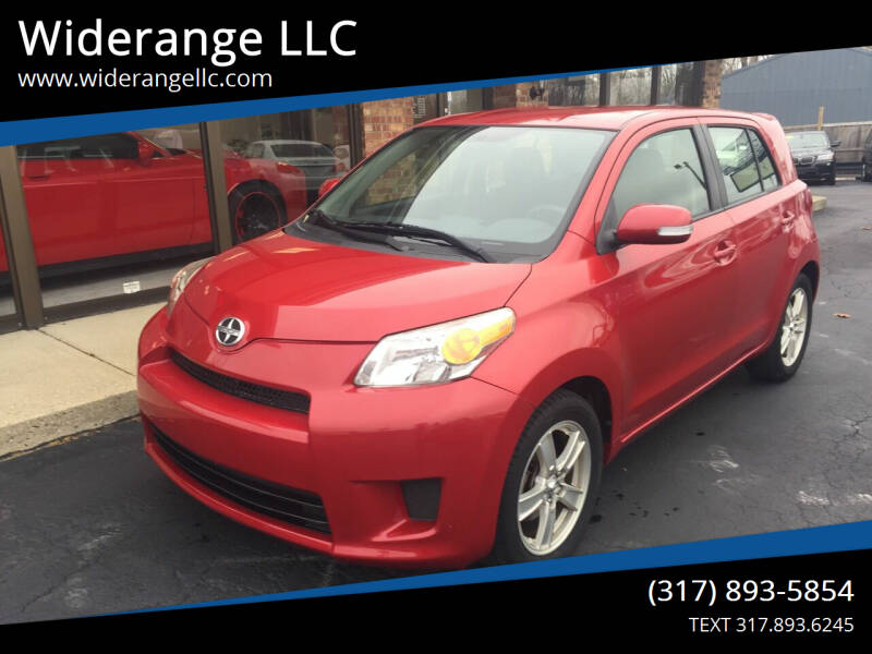 2009 Scion xD for sale at Widerange LLC in Greenwood IN