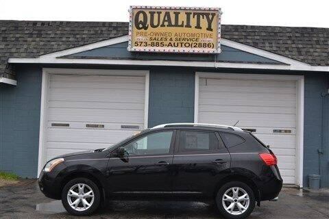 2008 Nissan Rogue for sale at Quality Pre-Owned Automotive in Cuba MO