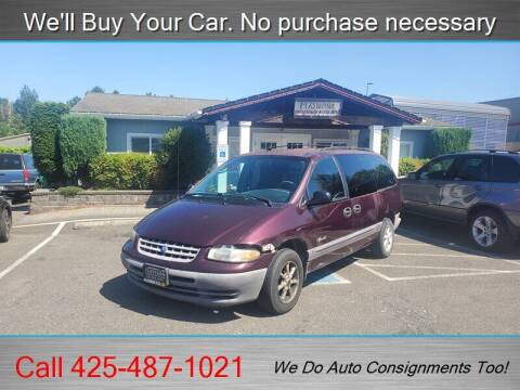 1998 Plymouth Grand Voyager for sale at Platinum Autos in Woodinville WA