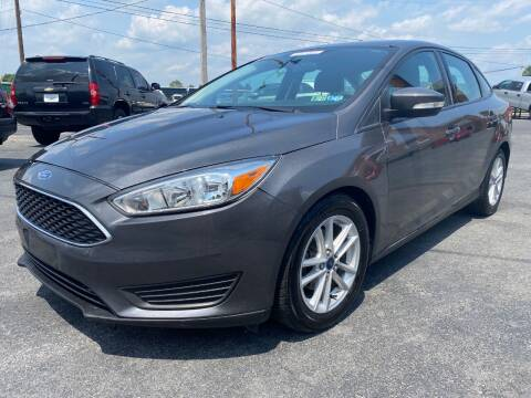 2016 Ford Focus for sale at Clear Choice Auto Sales in Mechanicsburg PA
