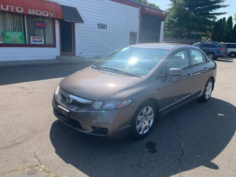2010 Honda Civic for sale at American Auto Specialist Inc in Berlin CT