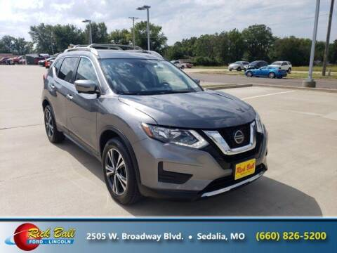 2020 Nissan Rogue for sale at RICK BALL FORD in Sedalia MO