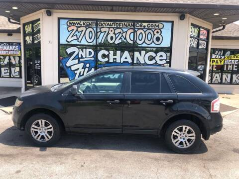 2007 Ford Edge for sale at Kentucky Auto Sales & Finance in Bowling Green KY