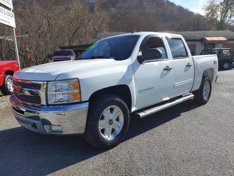 2013 Chevrolet Silverado 1500 for sale at Kerwin's Volunteer Motors in Bristol TN