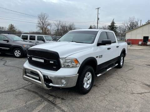 2014 RAM Ram Pickup 1500 for sale at Dean's Auto Sales in Flint MI