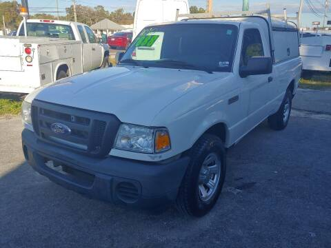 2010 Ford Ranger for sale at Autos by Tom in Largo FL