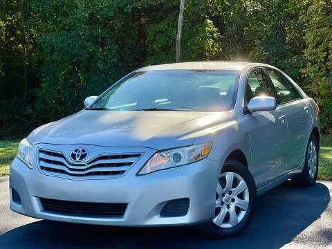 2011 Toyota Camry for sale at Sebar Inc. in Greensboro NC