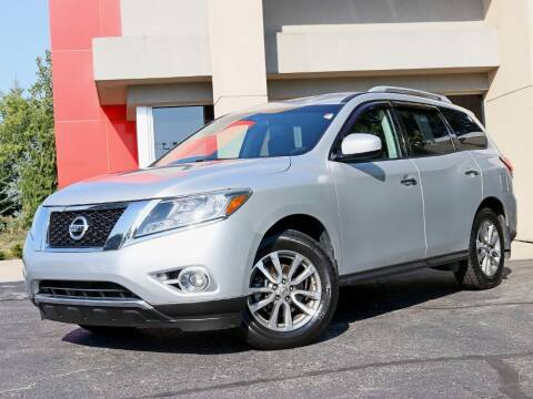 2013 Nissan Pathfinder for sale at Schaumburg Pre Driven in Schaumburg IL