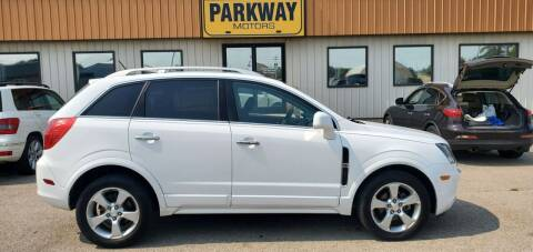 2015 Chevrolet Captiva Sport for sale at Parkway Motors in Springfield IL