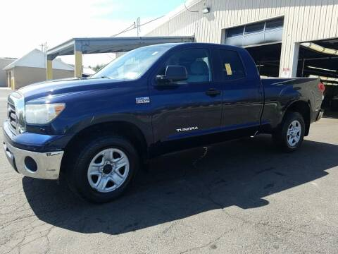 2009 Toyota Tundra for sale at Cj king of car loans/JJ's Best Auto Sales in Troy MI