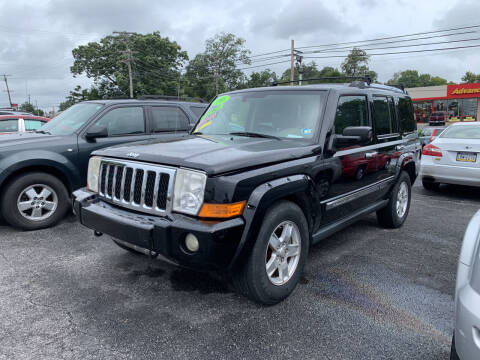 2008 Jeep Commander for sale at Credit Connection Auto Sales Dover in Dover PA