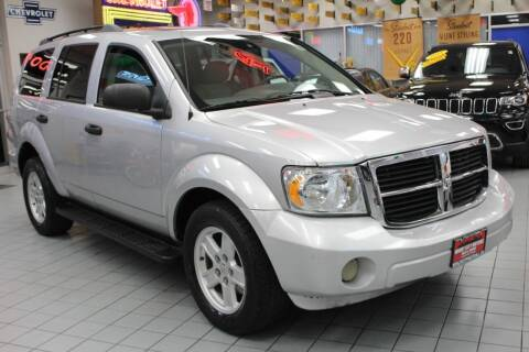 2008 Dodge Durango for sale at Windy City Motors in Chicago IL