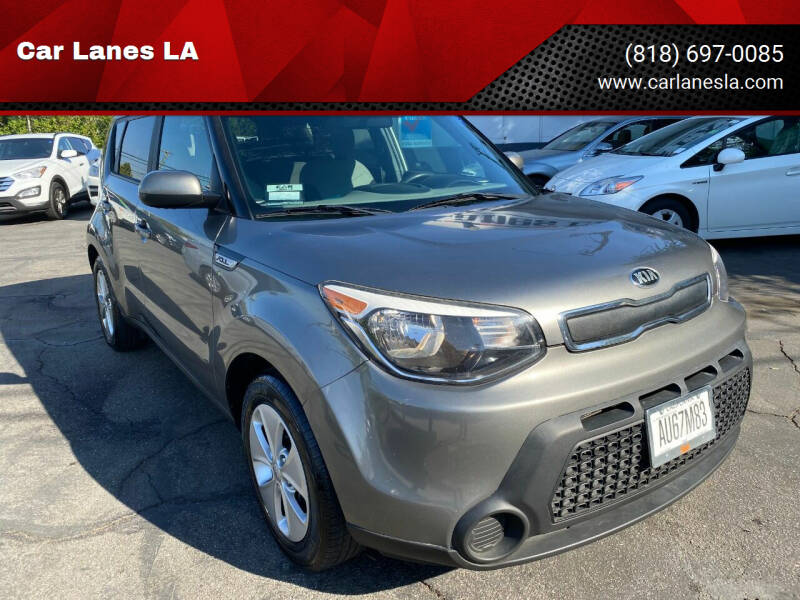 2016 Kia Soul for sale at Car Lanes LA in Valley Village CA