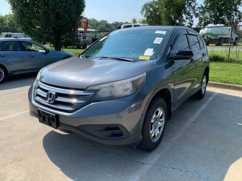 2012 Honda CR-V for sale at Diana Rico LLC in Dalton GA