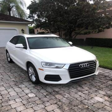2017 Audi Q3 for sale at AUTOSPORT in Wellington FL