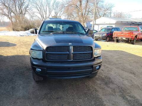 2004 Dodge Ram Pickup 1500 for sale at Craig Auto Sales in Omro WI