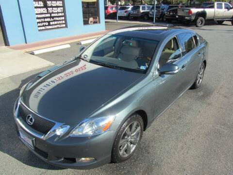 2008 Lexus GS 350 for sale at Trimax Auto Group in Norfolk VA