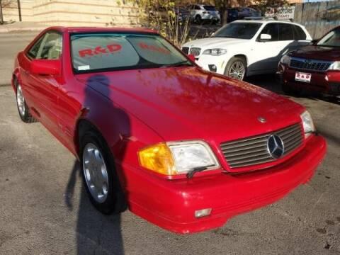 1994 Mercedes-Benz SL-Class for sale at R & D Motors in Austin TX